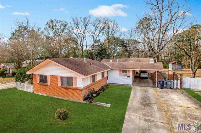 1464 S Marilyn Ave, Baton Rouge, LA 70815 (MLS #2021011104) :: United Properties