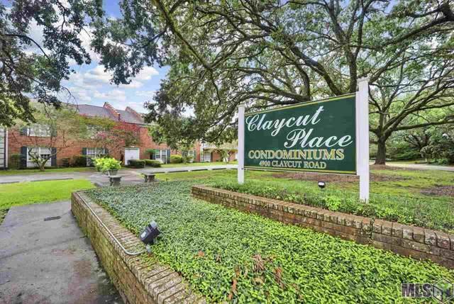 4900 Claycut Rd #25, Baton Rouge, LA 70806 (#2021011307) :: Darren James & Associates powered by eXp Realty
