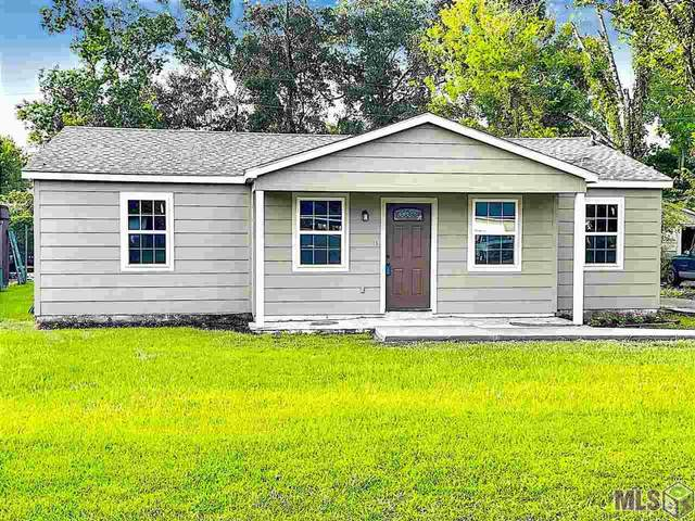6863 Spring Dr, Baton Rouge, LA 70812 (MLS #2021011401) :: United Properties