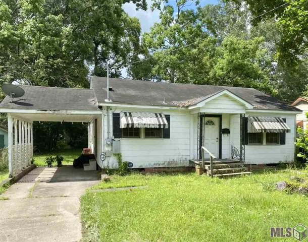 4824 Jean St, Baton Rouge, LA 70805 (#2021011446) :: RE/MAX Properties