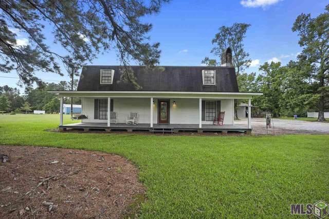 35941 Weiss Rd, Walker, LA 70785 (#2021011500) :: David Landry Real Estate