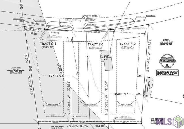 TBD Lovett Rd, Central, LA 70739 (#2021011630) :: Smart Move Real Estate