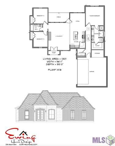 7632 Cutt Pointe Dr, Ventress, LA 70783 (#2021011707) :: Smart Move Real Estate