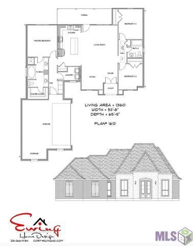 7802 Cutt Pointe Dr, Ventress, LA 70783 (#2021011708) :: Smart Move Real Estate