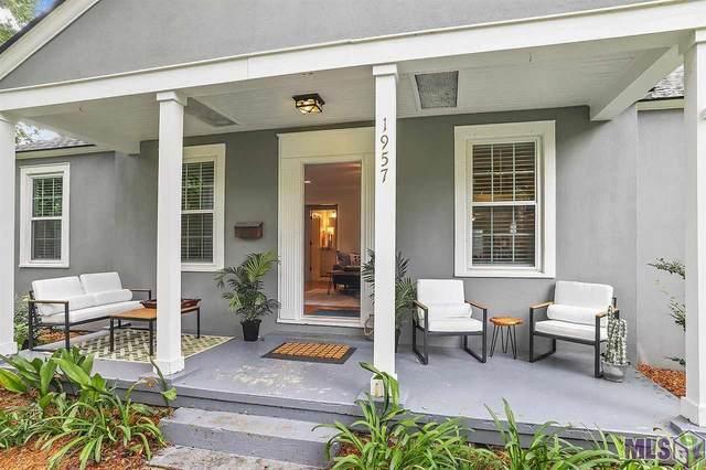 1957 Cloverdale Ave, Baton Rouge, LA 70808 (MLS #2021011769) :: United Properties