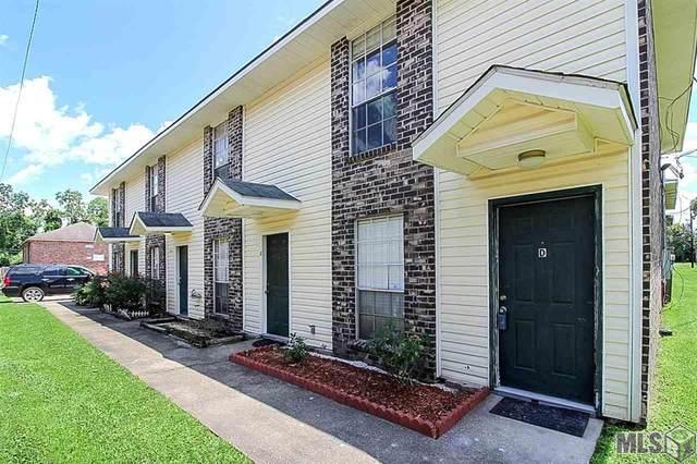 1710 D Brightside Dr D, Baton Rouge, LA 70820 (#2021011932) :: Patton Brantley Realty Group