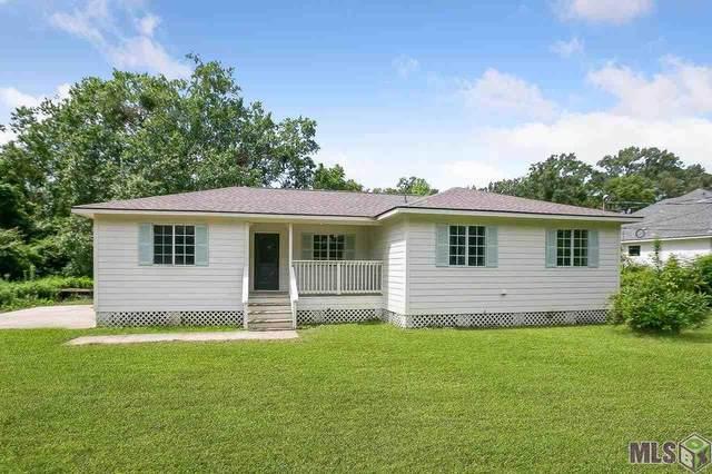 38483 Henry Rd, Prairieville, LA 70769 (#2021011957) :: David Landry Real Estate
