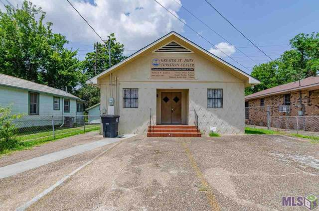 1385 N 46TH ST, Baton Rouge, LA 70802 (#2021012111) :: David Landry Real Estate