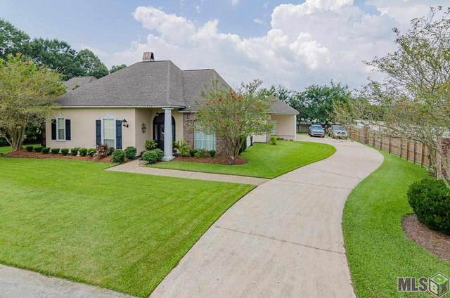 15706 Fawn Ridge Ave, Baton Rouge, LA 70817 (#2021012116) :: David Landry Real Estate
