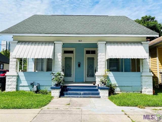 663 N 8TH ST, Baton Rouge, LA 70802 (#2021012150) :: Darren James & Associates powered by eXp Realty