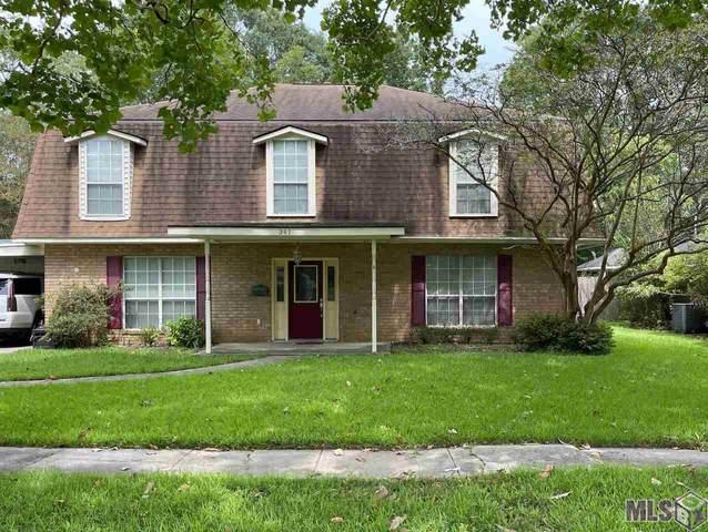 341 Eileen Dr, Baton Rouge, LA 70815 (#2021012163) :: Patton Brantley Realty Group