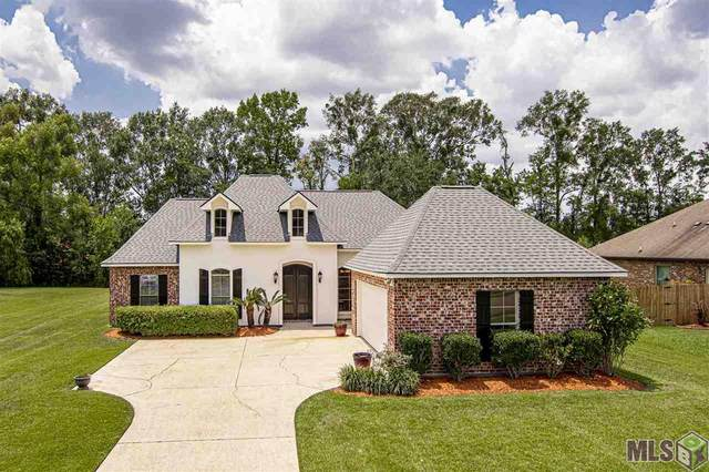 2303 Twin Circle Dr, Gonzales, LA 70737 (#2021012222) :: Darren James & Associates powered by eXp Realty