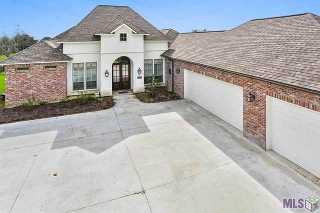 5430 Cypress Point Ln, Gonzales, LA 70737 (#2021012290) :: Smart Move Real Estate