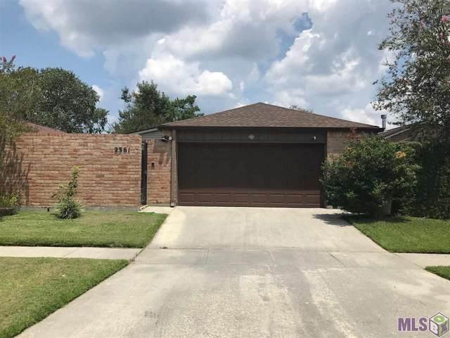 2361 Torrey Pine Dr, Baton Rouge, LA 70816 (#2021012365) :: Smart Move Real Estate