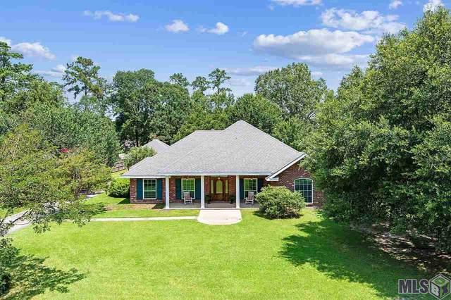 7435 Estelle Dr, Denham Springs, LA 70726 (#2021012371) :: David Landry Real Estate