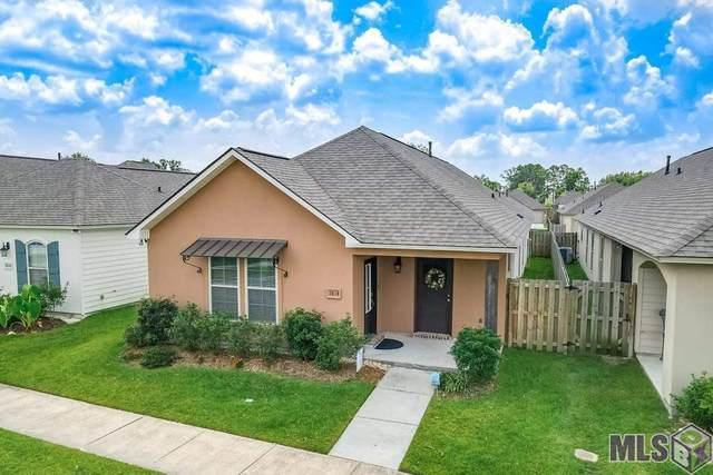 7814 W Pelican Lakes Ave, Baton Rouge, LA 70820 (#2021012412) :: Smart Move Real Estate