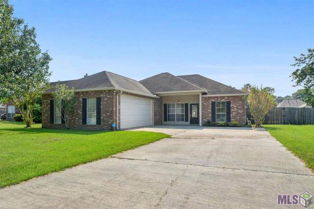 36178 Norfolk Ave, Denham Springs, LA 70706 (#2021012413) :: David Landry Real Estate