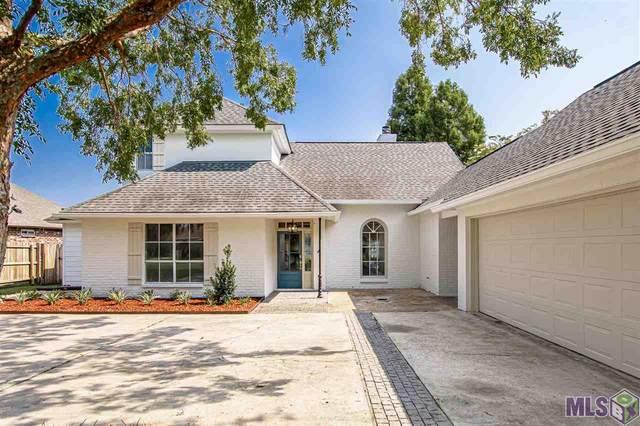 17953 Lake Iris Ave, Baton Rouge, LA 70817 (#2021012432) :: RE/MAX Properties