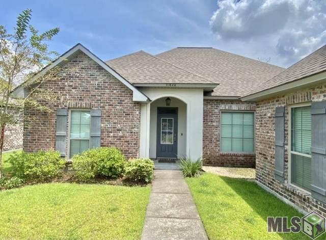 11420 Oak Run Dr, Geismar, LA 70734 (#2021012447) :: Smart Move Real Estate