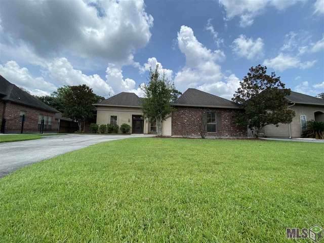 42240 Conifer Dr, Gonzales, LA 70737 (#2021012486) :: David Landry Real Estate