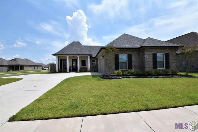 531 Lakehaven Dr, Gonzales, LA 70737 (#2021012488) :: David Landry Real Estate