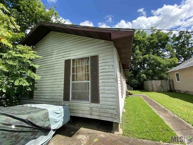 715 E Mcarthur St, Gonzales, LA 70737 (#2021012519) :: David Landry Real Estate