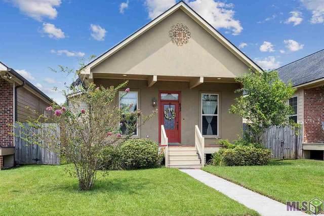 423 S Iberville Ave, Gonzales, LA 70737 (#2021012534) :: David Landry Real Estate