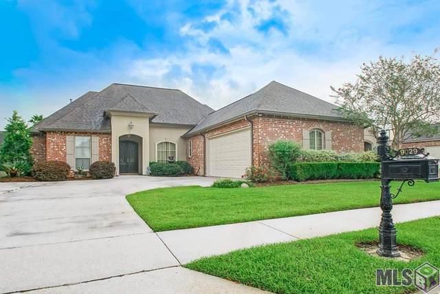9029 Spring Grove Dr, Baton Rouge, LA 70809 (#2021012537) :: Smart Move Real Estate