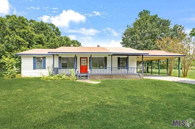 27037 Wagner Dr, Slaughter, LA 70777 (#2021012559) :: Patton Brantley Realty Group