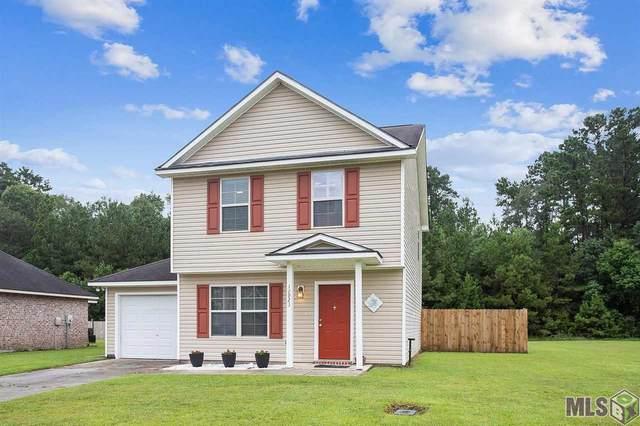12923 Hazlewood Dr, Denham Springs, LA 70726 (#2021012614) :: David Landry Real Estate