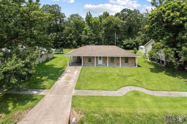 4407 Burgess Dr, Baker, LA 70714 (#2021012657) :: David Landry Real Estate