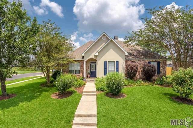 9711 Buttercup Dr, Baton Rouge, LA 70809 (#2021012665) :: David Landry Real Estate