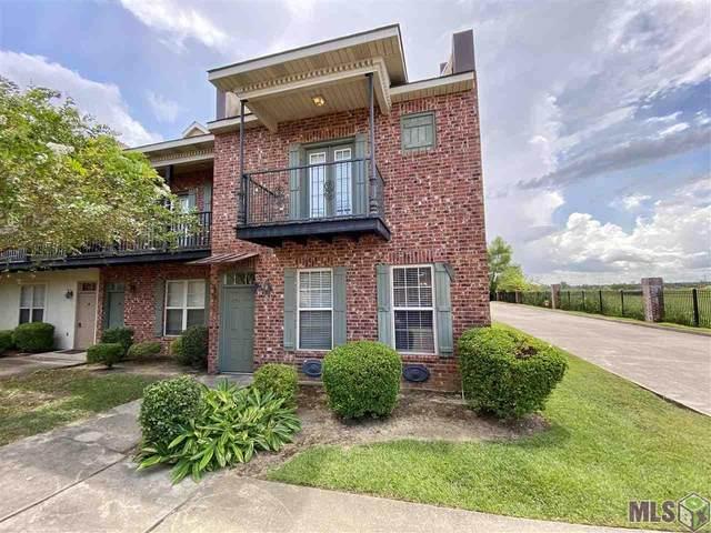 10600 Lakes Blvd #1801, Baton Rouge, LA 70810 (#2021012977) :: Darren James & Associates powered by eXp Realty
