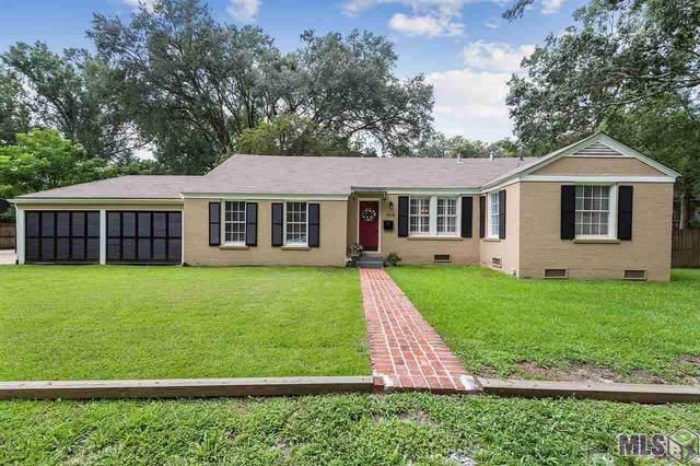 4418 Arrowhead St, Baton Rouge, LA 70808 (#2021013167) :: Patton Brantley Realty Group