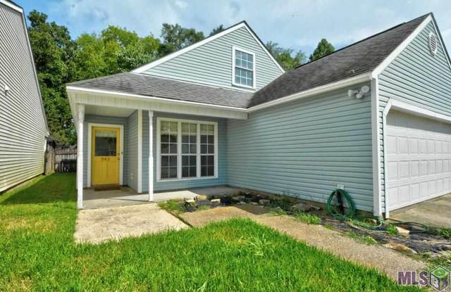 345 Highland Creek Pkwy, Baton Rouge, LA 70808 (#2021013193) :: Smart Move Real Estate