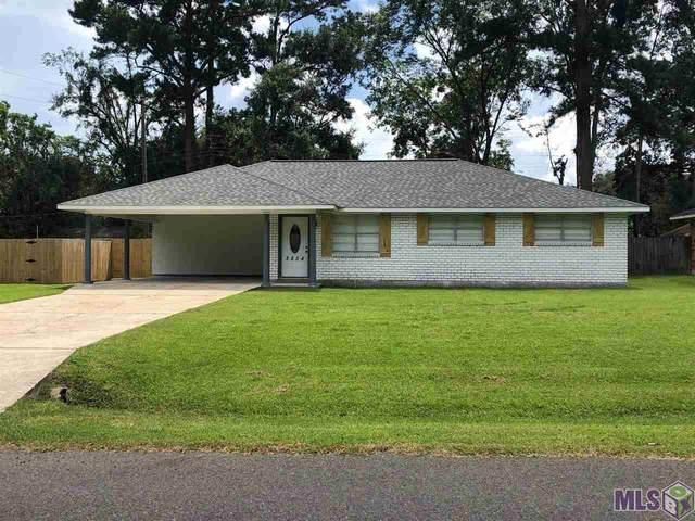2854 March St, Zachary, LA 70791 (#2021013256) :: David Landry Real Estate