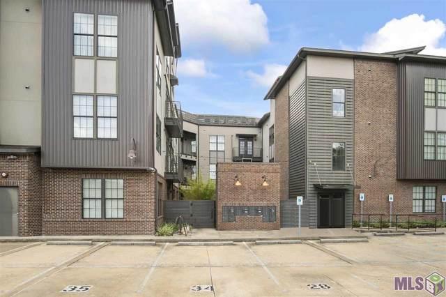 255 E Boyd Dr C-4, Baton Rouge, LA 70808 (#2021013320) :: David Landry Real Estate
