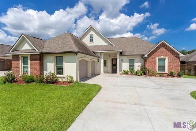8423 Quiet Creek Dr, Denham Springs, LA 70726 (#2021013536) :: David Landry Real Estate