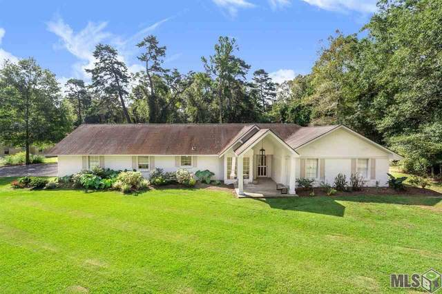16022 Chaumont Ave, Greenwell Springs, LA 70739 (#2021013725) :: Patton Brantley Realty Group