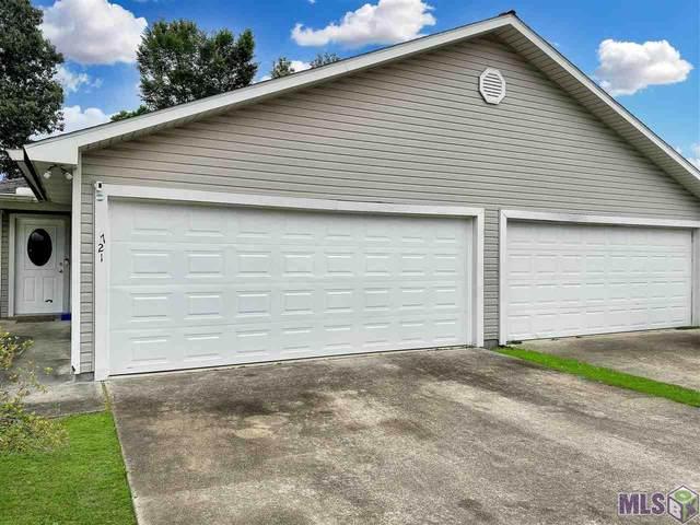 721 Hammond Manor Dr, Baton Rouge, LA 70816 (#2021013761) :: David Landry Real Estate