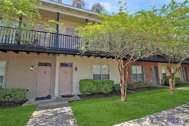 10600 Lakes Blvd #705, Baton Rouge, LA 70810 (#2021013809) :: David Landry Real Estate