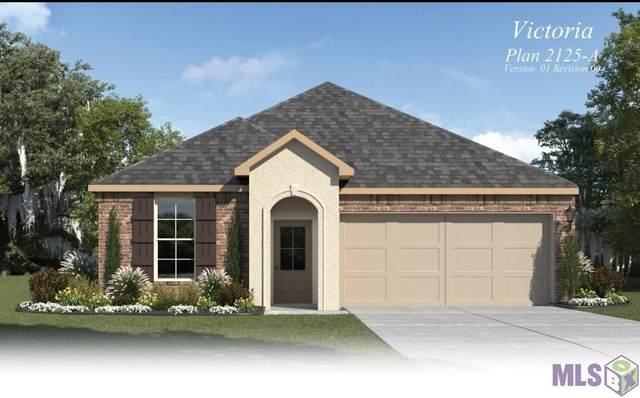 6401 Tiger Pointe Dr, Baton Rouge, LA 70817 (#2021013855) :: David Landry Real Estate