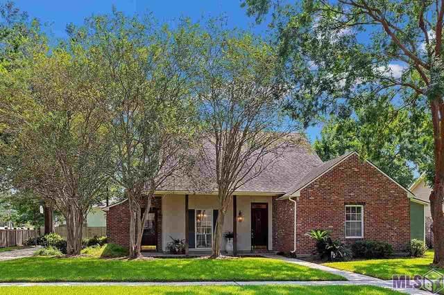 4811 Tealwood Ct, Baton Rouge, LA 70809 (#2021013875) :: Darren James & Associates powered by eXp Realty