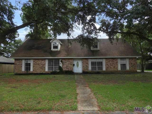 9388 W Coronado Dr, Baton Rouge, LA 70814 (#2021013981) :: Patton Brantley Realty Group