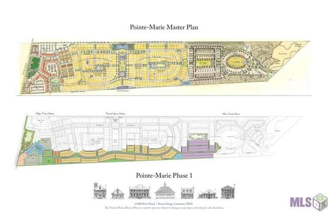 3158 Pointe-Marie Dr, Baton Rouge, LA 70820 (#2021014033) :: David Landry Real Estate