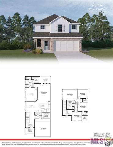 6708 Tiger Pointe Dr, Baton Rouge, LA 70817 (#2021014036) :: David Landry Real Estate