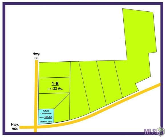 TBD 1-B La Hwy 68, Jackson, LA 70748 (#2021014101) :: Smart Move Real Estate
