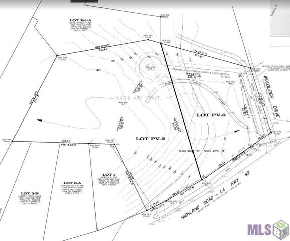 14343 Highland Rd, Baton Rouge, LA 70810 (#2021014144) :: Patton Brantley Realty Group