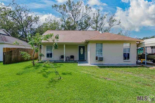 13249 She Lee Place Rd, Gonzales, LA 70737 (#2021014226) :: David Landry Real Estate