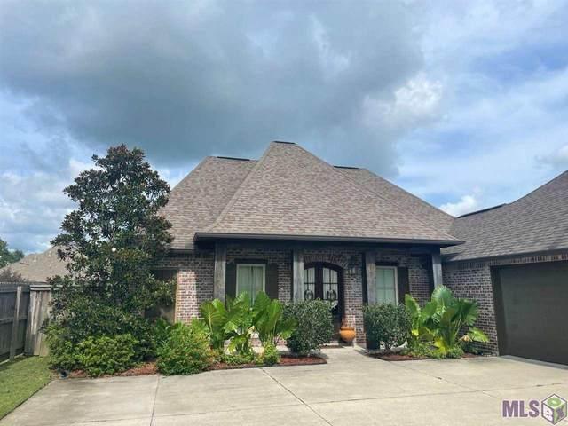 18393 Hidden Ridge Ct, Prairieville, LA 70769 (#2021014509) :: Smart Move Real Estate